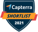 Capterra Shortlist for Document Management Feb-21