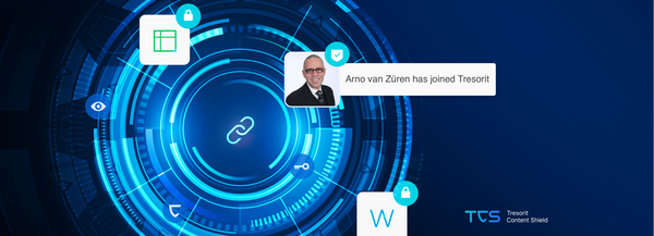Meet Tresorit's new CSO – an interview with Arno van Züren